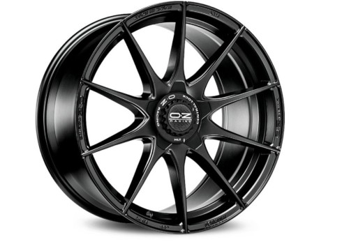 OZ Formula HLT Matt Black 5H