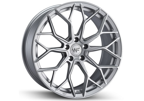 Wheelforce SL.1 FF Frozen Silver