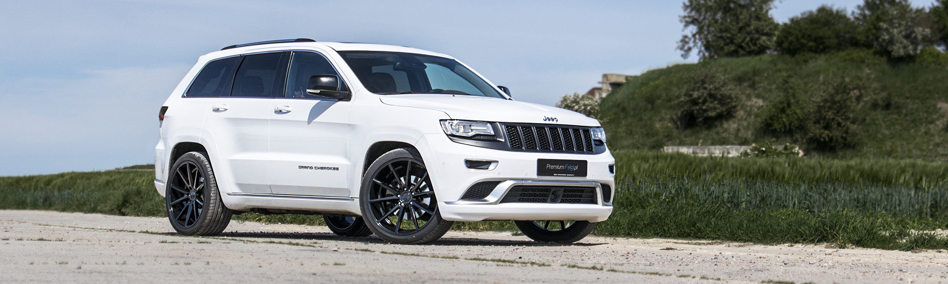 "Customer car gallery - wheels for Jeep Grand Cherokee | Vossen VFS-1 | 22"" - PremiumFelgi"