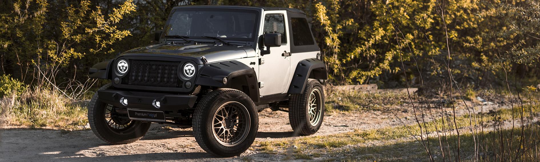 "Customer car gallery - wheels for Jeep Wrangler | BC Forged MLE81 | 20"" - PremiumFelgi"