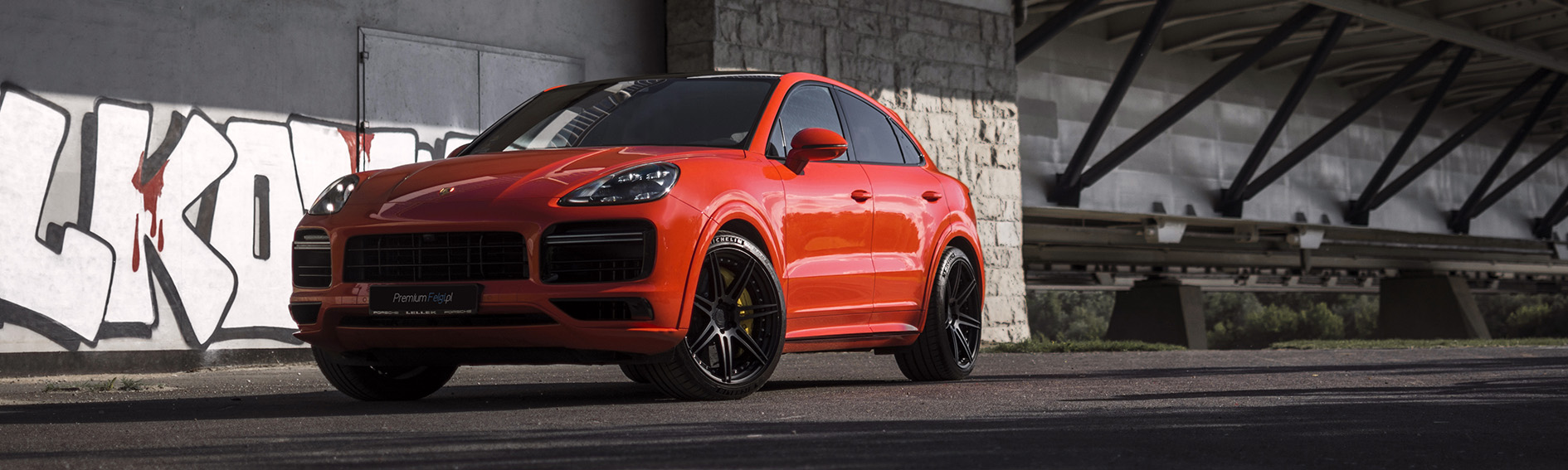 "Customer car gallery - wheels for Porsche Cayenne Coupe Turbo | BC Forged HC27S | 22"" - PremiumFelgi"