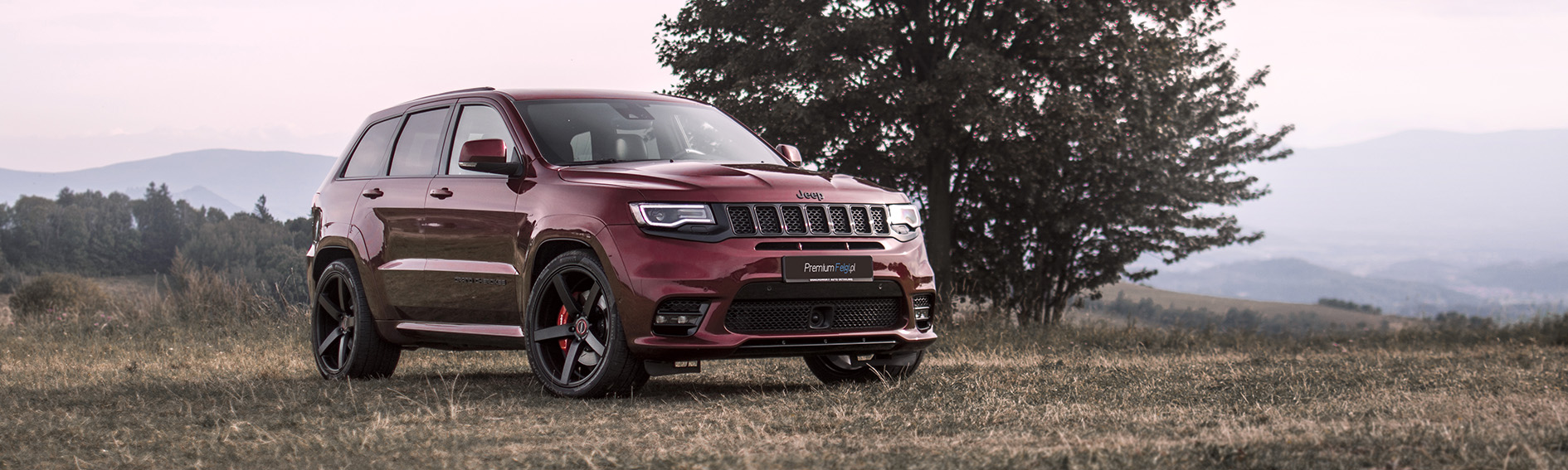 "Customer car gallery - wheels for Jeep SRT | Vossen CV3-R | 22"" - PremiumFelgi"